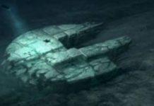 Baltic Sea UFO