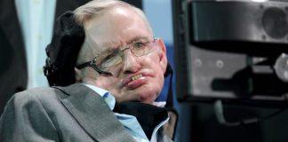 Stephen Hawking Alien
